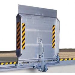 Pasarela de carga SKB-V Waku 1500mm resorte