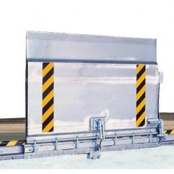 Pasarela de carga SKBV Waku ancho 1250mm
