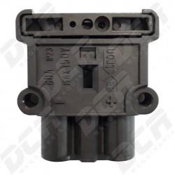 Clavija conector bateria DIN 80A Hembra 25mm2