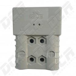 Clavija conector bateria SB175 Gris 36V