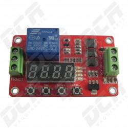 Temporizador programable 24VDC
