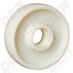 Rueda motriz 200x50x47 SR nylon blanco